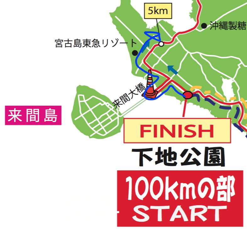 1.スタート〜5km