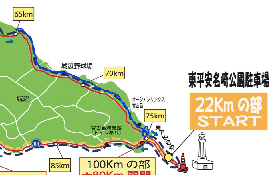7.75km地点